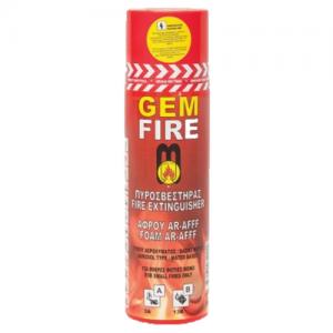 500 mg-os tűzoltó spray
