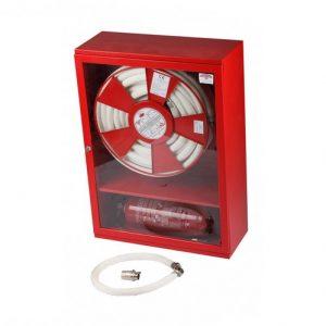 LUX-AD25 standard tűzcsapszekrények alul készülektartós kombi